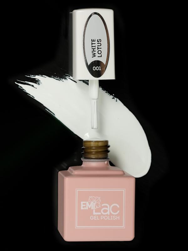 Emilac #001 White Lotus, 9/15ml