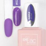 Emilac #027 Purple Glow, 9ml