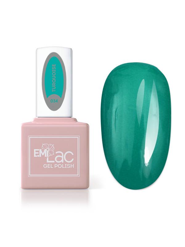 Emilac Turquoise #034, 9ml