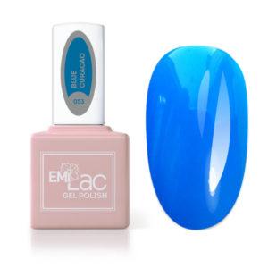 Emilac #053 Blue Curacao, 9ml