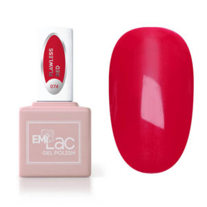 Emilac Dolce Vita- Flawless Red #074, 9ml