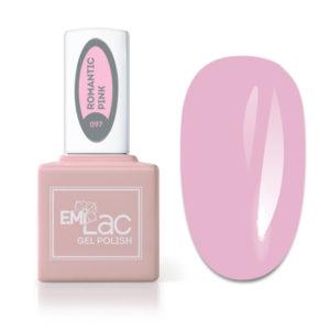 E.MiLac City Woman Romantic Pink #097, 9 ml.