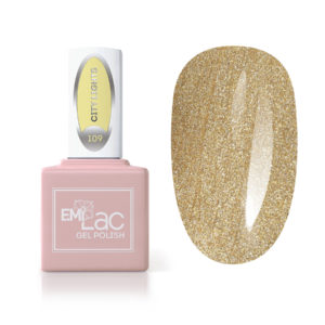 Shimmering Dreams E.MiLac City Lights #109, 9 ml.