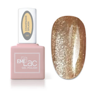 Shimmering Dreams E.MiLac Champagne Splash #110, 9 ml.