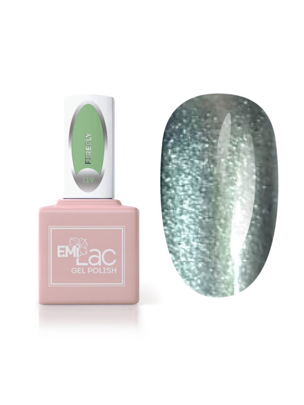 Shimmering Dreams E.MiLac Firefly #119, 9 ml.