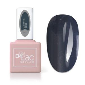 Emilac Total Grey- Oxford Blue #123, 9ml