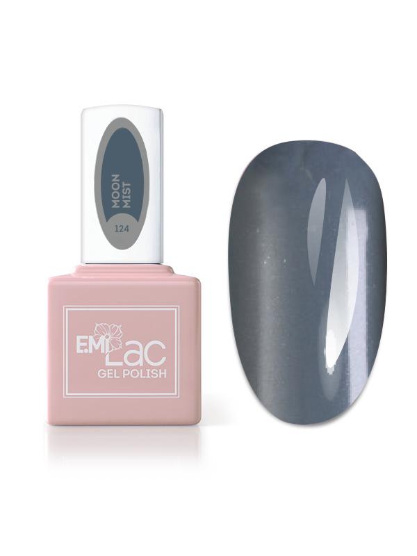 Emilac Total Grey- Moon Mist #124, 9ml