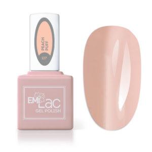 Emilac Total Grey- Peach Puff #127, 9ml