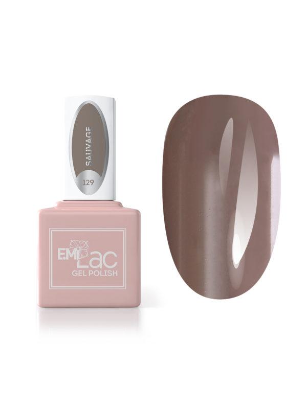 Emilac Total Grey- Sauvage #129, 9ml