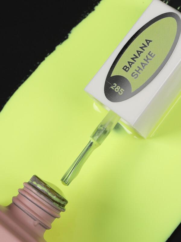 E.MiLac GM Banana Shake #285, 9 ml.