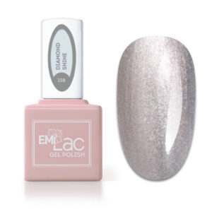 E.MiLac Fashion Queen Diamond Shine #158, 9 ml.
