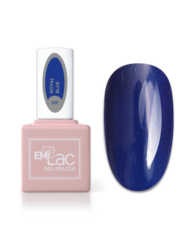 E.MiLac Fashion Queen Royal Blue #159, 9 ml.