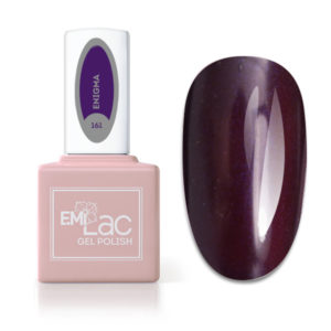 E.MiLac Fashion Queen Enigma #161, 9 ml.