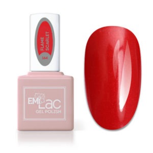 E.MiLac Fashion Queen Flame Scarlet #164, 9 ml.