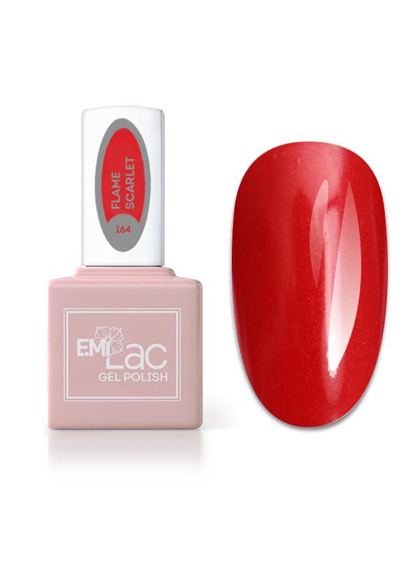 E.MiLac Fashion Queen Flame Scarlet #164, 9 ml.