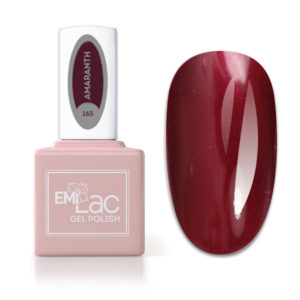 E.MiLac Fashion Queen Amaranth #165, 9 ml.