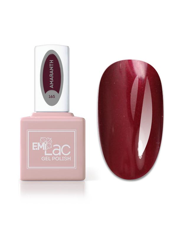 E.MiLac Fashion Queen Amaranth #165, 9 ml.
