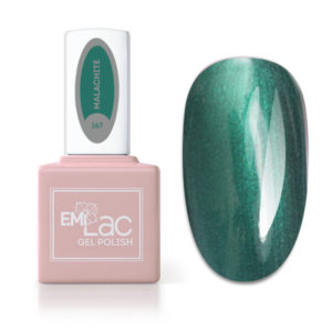 E.MiLac FQ Malachite #167, 9 ml.