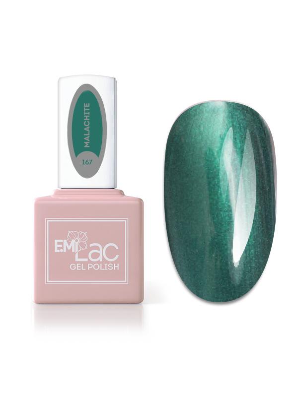 E.MiLac FQ Malachite #167, 9 ml.