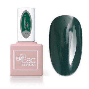E.MiLac Fashion Queen Ultramarine Green #168, 9 ml.