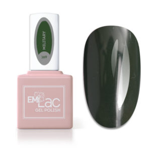 E.MiLac Fashion Queen Military #169, 9 ml.