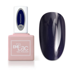 E.MiLac Fashion Queen Midnight #171, 9 ml.