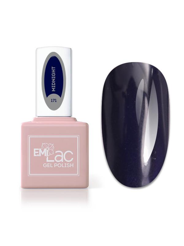 E.MiLac Fashion Queen Midnight #171, 9 ml.