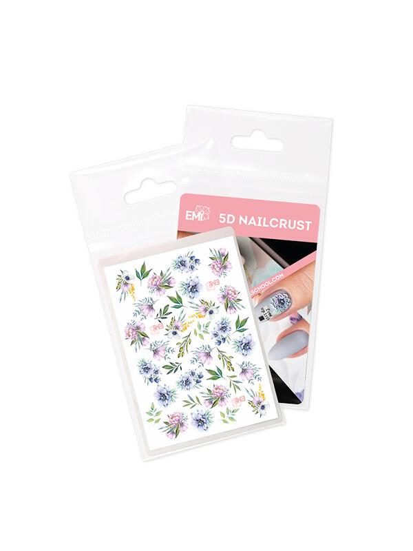 5D Nailcrust #17 Flowers