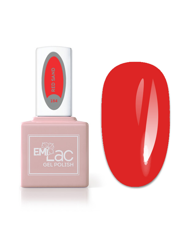 E.MiLac Grand Resort Red Sand #184, 9 ml.