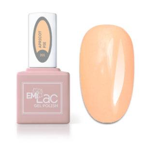 Emilac Pastel Rings- Apricot Pie #201, 9ml
