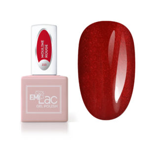 E.MiLac Red Manifest- Moulin Rouge #223, 9 ml.