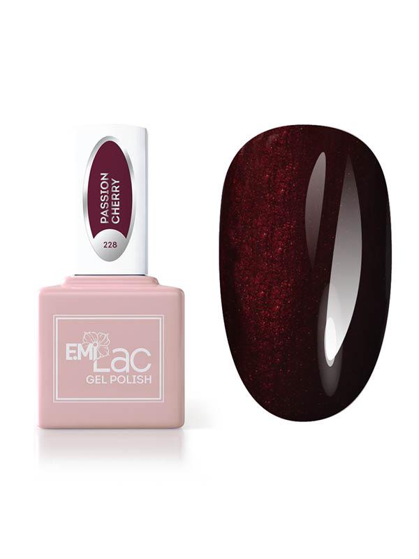 Emilac Red Manifest- Passion Cherry #228, 9ml