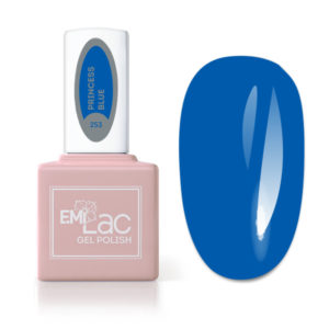 Emilac Glass- Princess Blue #253, 9ml