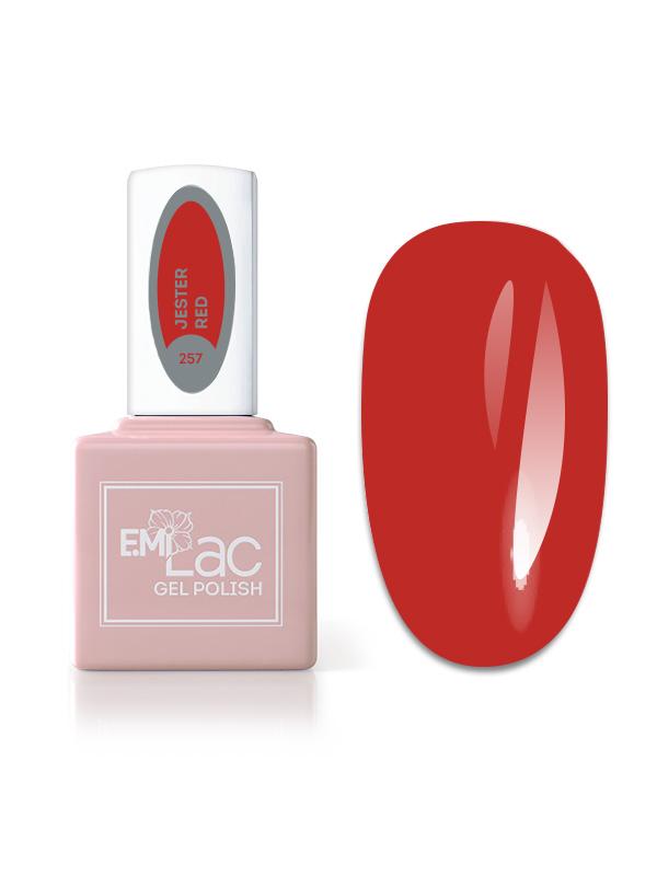 Emilac Glass- Jester Red #257, 9ml