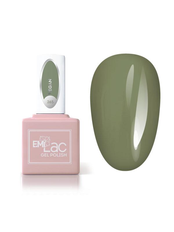E.MiLac Harmony- Vegan #265, 9 ml.