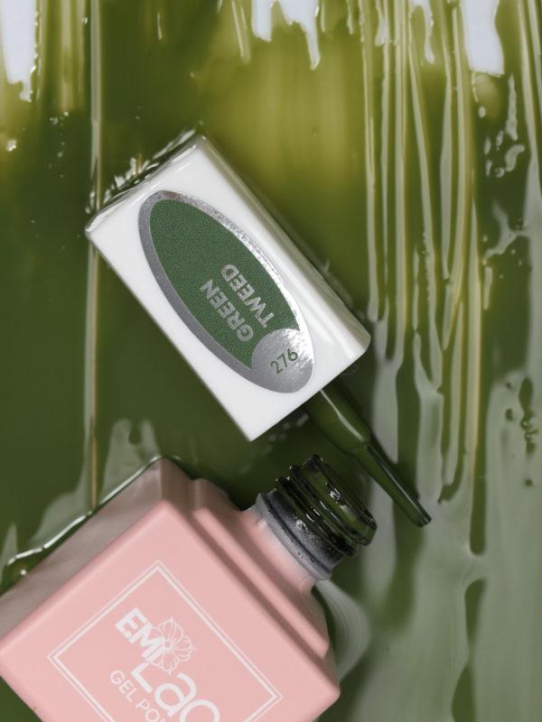 E.MiLac Cover Girl Green Tweed #276, 9 ml.