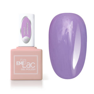 E.MiLac Pastel Rings- Sweet Lavender #196, 9 ml.