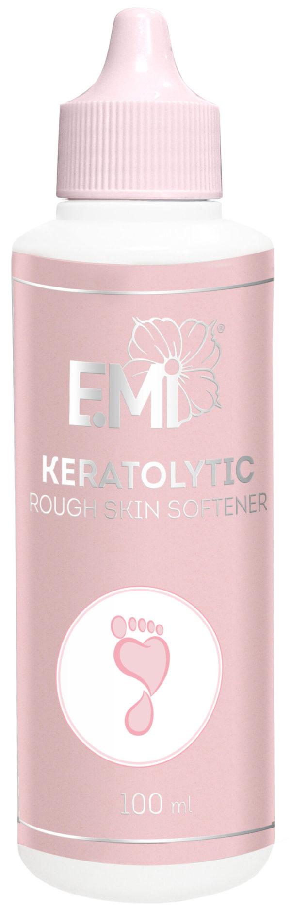 Keratolytic- Rough Skin Softener, 100 ml
