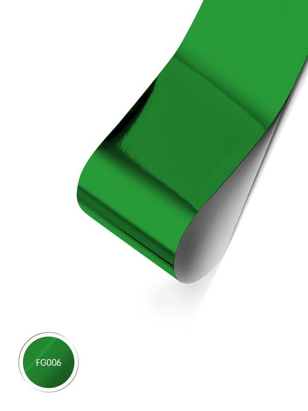 Glossy Foil- Green