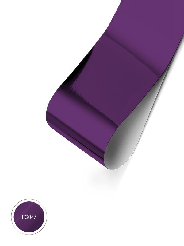 Glossy Foil- Deep Purple
