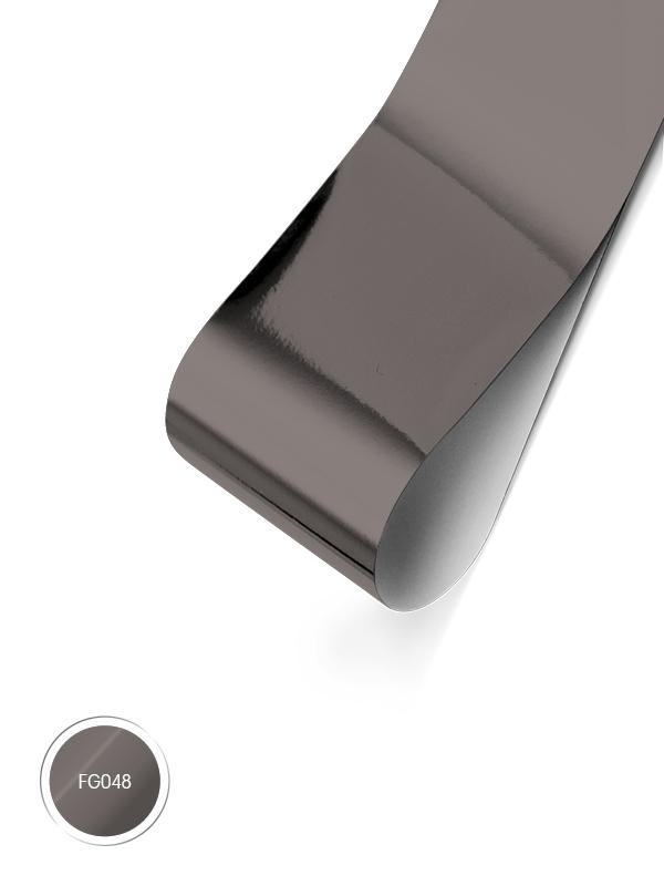 Glossy Foil- Steel