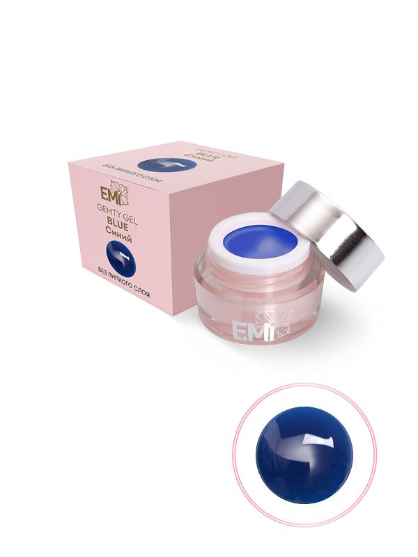 Gemty Gel- Blue, 2ml