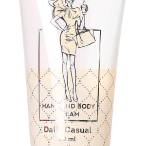 Hand and Body Cream- Daily Casual, 30 ml