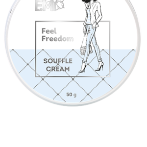 Hand and Body Cream Souffle- Feel Freedom, 50/200 ml.