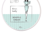 Hand and Body Cream Souffle- First Lady, 50/200 ml.