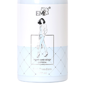 Hand and Body Lotion- Feel Freedom, 200 ml