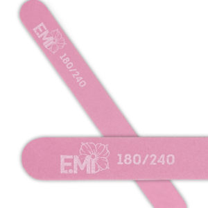 Pink Nail File For Natural Nails 180/240