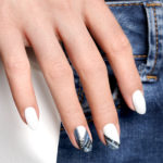Naildress #47 Jeans and Graphics