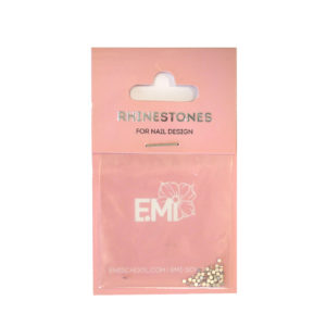 Light Pink Rhinestones #3, 50 pcs