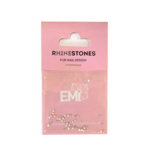 Light Pink Rhinestones #4, 50 pcs